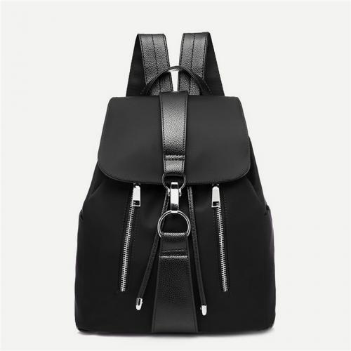 DEMO Bolso mochila negro