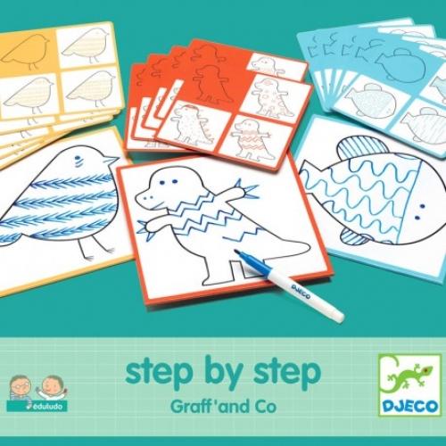 Step by step Djeco